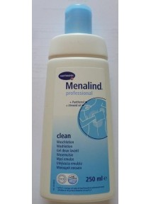 Gel doux nettoyant (250 ml) Menalind professional