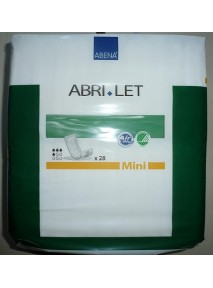 Abena - Abri-Let Mini (x28) Non Traversable