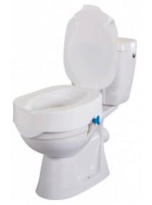 REHAUSSE WC (10 CM)                                        avec couvercle