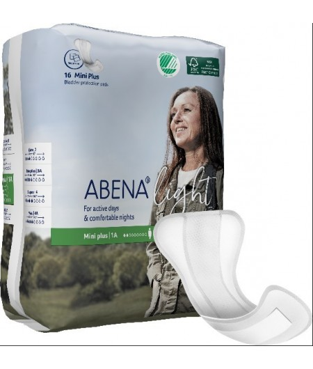 Abena - Mini Plus Light (X16) N°1A