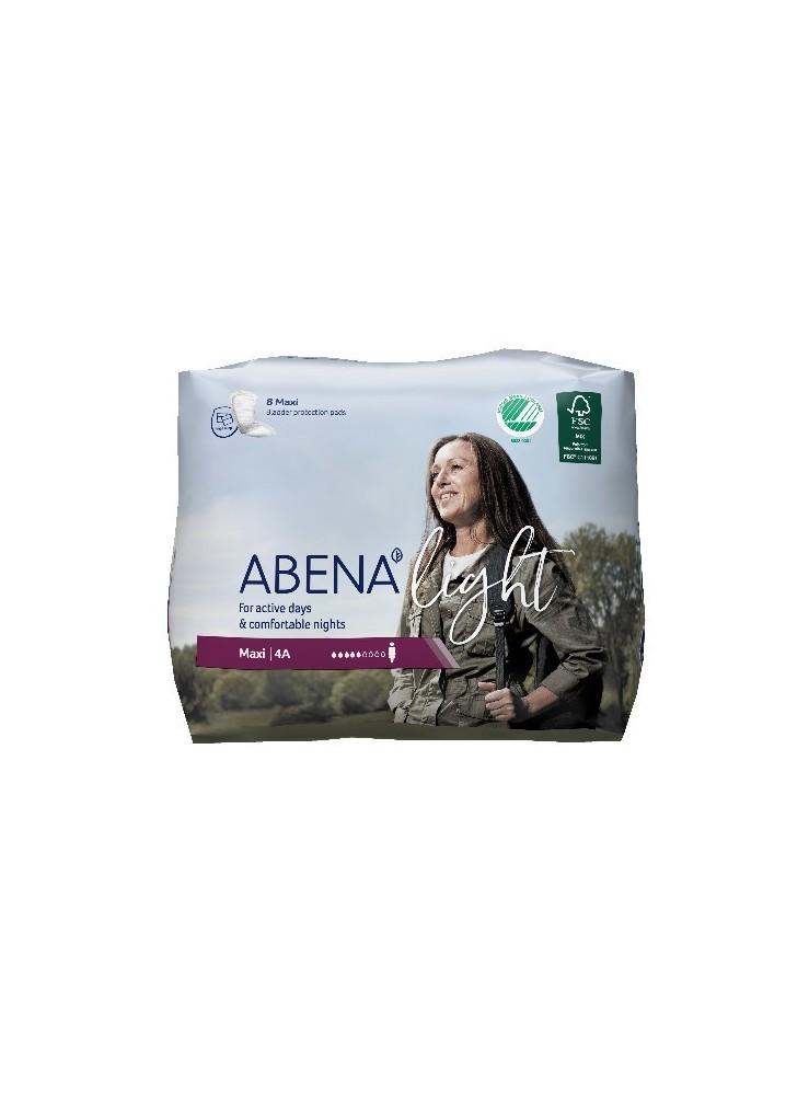 Protections Anatomiques X8 (N°4A) Abena Light Maxi