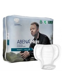 Protection Urinaire x 15 ABENA Man Formula 2