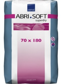 Abena - Abri Soft  Superdry Bordable (x30) 70x180