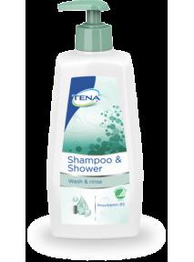 Tena - Shampoing et Gel Douche
