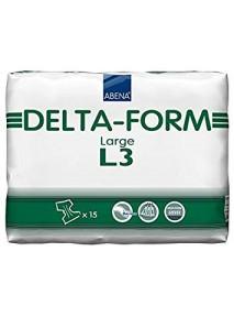 Abena - Delta-Form (x15) L3