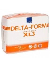 Abena - Delta-Form (x15) XL3
