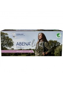 Abena - Ultra Mini Light (X24) N°0