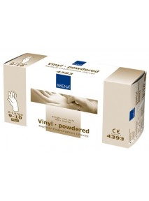 Abena - Gants Vinyle (x100) non poudré (T9/T10) XL