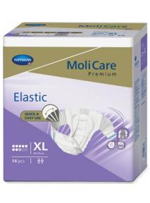 Change Complet MoliCare Elastic 8 gouttes (x14) XL - Hartmann