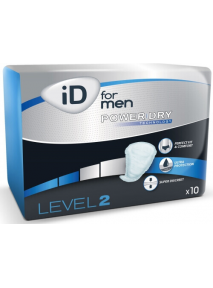 Ontex-ID For Men Level 2 (x10)
