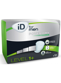 Ontex-ID For Men Level 1+ (x10)