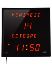 HORLOGE DIGITALE à DATE  Noticia