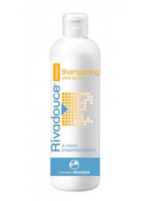 Shampoing ultra doux (500ml) RIVADOUCE