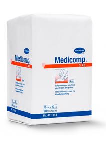 COMPRESSE NT NS MEDICOMP 40GR 10X10CM