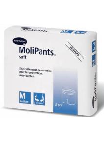 Slip de maintien x3 (Medium) Molipants soft