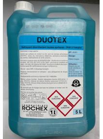 Nettoyant et Désinfectant NF EN 14476  Duotex – 5L