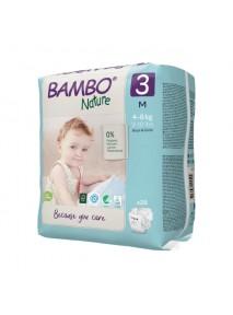 X28 Couches Bébé 4 À 8 Kg - BAMBO NATURE
