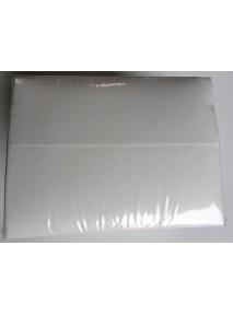 Abena - Carrés d'essuyage (x50) 29 x 38