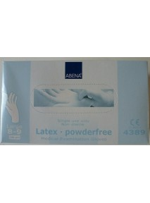 Gants Latex Non Poudré (x100) large T8/T9