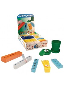 PRESENTOIR MEDICA POCHE 60 PIECES COUPEUR
