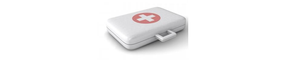 Diagnostic, matériel médical et hygiène médicale