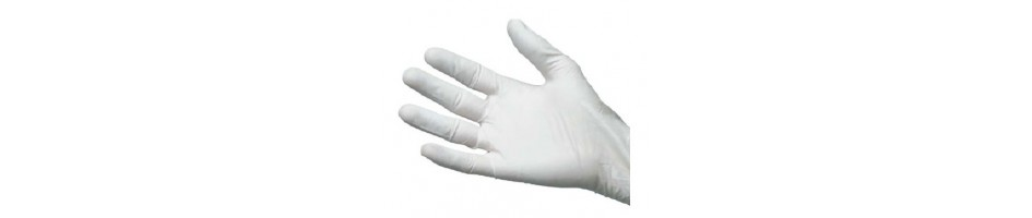 GANTS VYNIL LATEX NITRILE SYNTHETIQUE