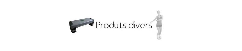 DIVERS PRODUITS