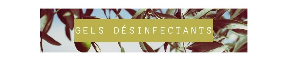 Gels Désinfectants